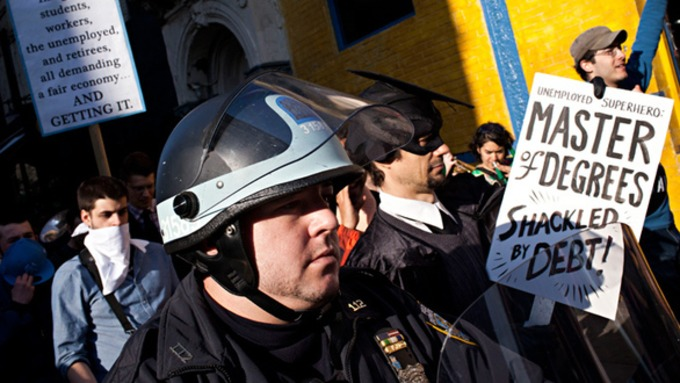 Occupy Wall Street activists announce new elimination of $13mn of Americans' debt | real utopias | Scoop.it