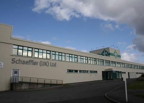 Schaeffler UK's world class manufacturing plant in Llanelli | Industrial subcontracting | Scoop.it