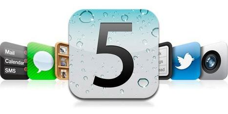 iOS 5 Bringing Exciting Changes to iPad | iPad News Updates | Edtech PK-12 | Scoop.it
