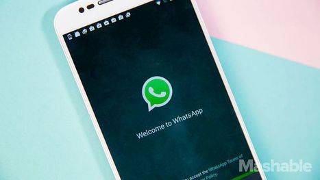WhatsApp is testing a Snapchat Stories-like feature | Content marketing et Social Média | Scoop.it