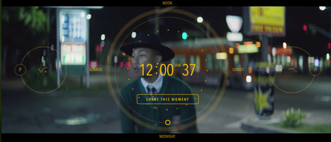 Pharrell Williams debuts 24-hour, interactive music video for 'Happy' | Original Brands | Scoop.it