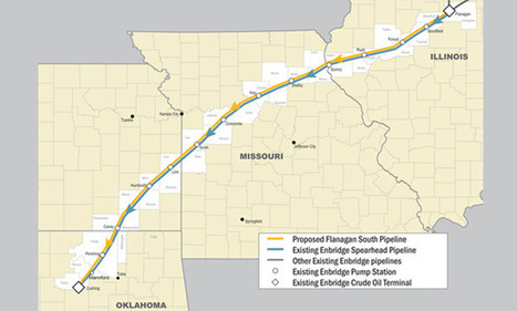 Swift Approval Sought for Midwest Oil Pipeline   Sustain Our Earth   Scoop.it