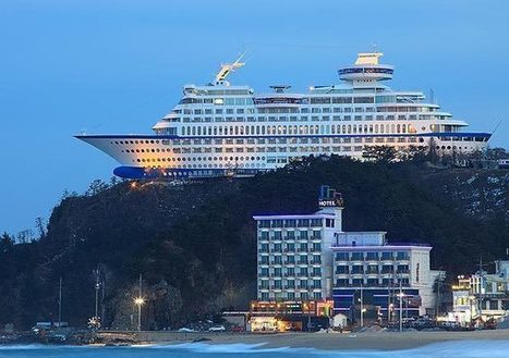 Go cruising in the Sun Cruise Hotel, South Korea – a holiday resort in a ship! | A Traveler's Guide to the Perfect Holiday Package | Scoop.it