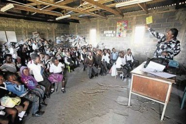 Teachers Cannot Teach Children to Read in South Africa | Stories: Telling, writing and conveying | Scoop.it