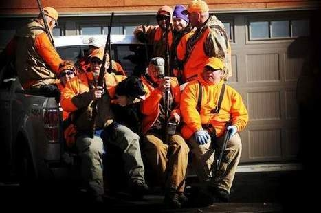 Clan gathers for tradition: Pheasant hunting forges family bonds - Sioux Falls Argus Leader   Community Culture and Customs   Scoop.it