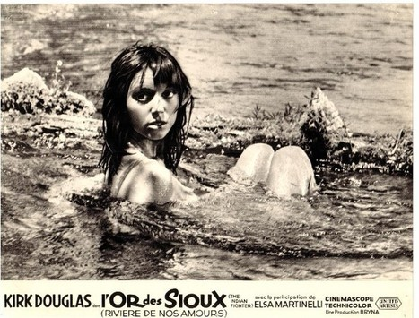 L'Or des Sioux - Elsa Martinelli | The Blog's Revue by OlivierSC | Scoop.it