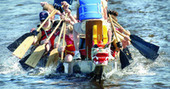 Dragon boat paddlers get more than a ride - Budgeteer | Paddler News | Scoop.it