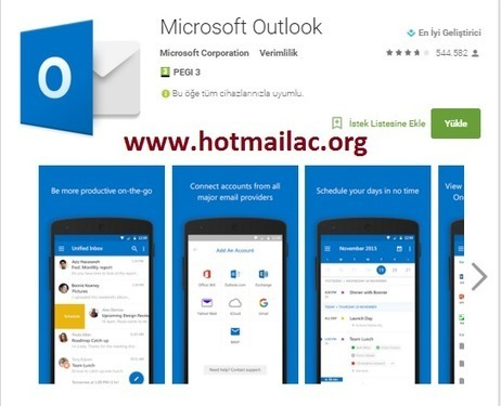 Hotmail Mobil, Android, IOS ve Windows Ayarları | Free Hd Porn Movies | Scoop.it