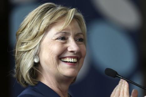 Hillary Clinton Challenges Women, Admits More Female Leaders Won't Be Enough | Educ8 Tech | Scoop.it