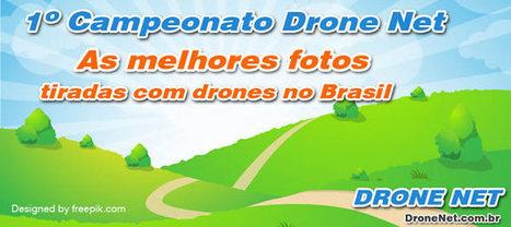 1º Campeonato de melhores imagens tiradas com drones | geoinformação | Scoop.it