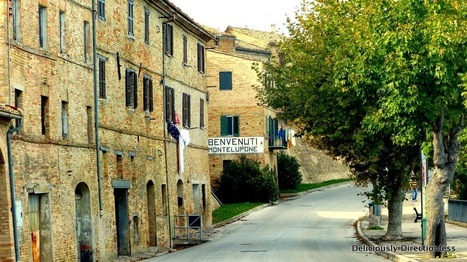 These beautiful small towns in Le Marche will charm you | Le Marche another Italy | Scoop.it