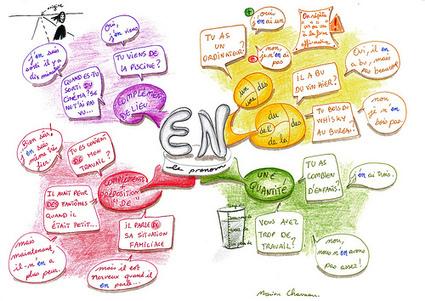 Le pronom EN | Pourquoi pas... en français  ? | Cartes mentales | Scoop.it