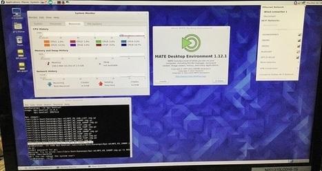 BPI-M3 new image:Fedora 23 Mate for BPI-M3 (20151210) | ARM Turkey - Arm Board, Linux, Banana Pi, Raspberry Pi | Scoop.it