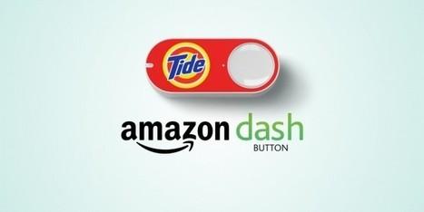Le bouton dash d'Amazon fait la joie des bidouilleurs du net | FabLab - DIY - 3D printing- Maker | Scoop.it