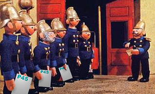 Riots break out in Trumpton over fire station closure | NewsBiscuit | Activism, Protest, Citizen Movements, Social Justice | Scoop.it