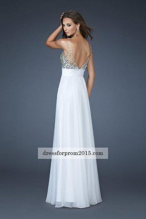 Beaded Straps Watermelon Classic Style Long Chiffon Prom Dresses [DFP#00465] - $170.00 : 2015 Hot Sale Dresses | Prom Dresses Discount | Prom Dresses 2015 | girlsdresseshop | Scoop.it