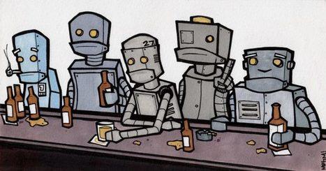 Les robots peuvent-ils souffrir ? | Post-Sapiens, les êtres technologiques | Scoop.it