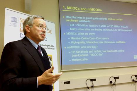 Utiliser les MOOCs pour une meilleure formation des enseignants   Enseignement Supérieur et Recherche en France   Scoop.it