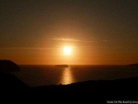 Sunsets & Side Trips: Making The Most Of Santorini - Goats On The Road | Travel To Santorini | Scoop.it