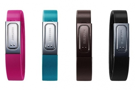 Prepare for the Galaxy Band, Samsung's first fitness band | domotique et santé | Scoop.it