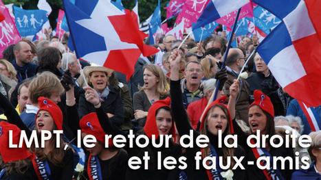 """Guillaume Bernard : """"Pour grandir, La Manif pour tous doit échapper à la tentation partisane"""" - Décryptage - Actualité - Liberté Politique   Politique & Bien commun   Scoop.it"""
