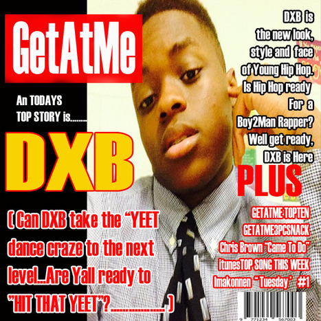 """GetAtMe-  Can DXB take the """"YEET"""" dance craze to the next level?  """"Hit That Yeet"""" is rumbling in these ATL streets   DjAlert   Scoop.it"""