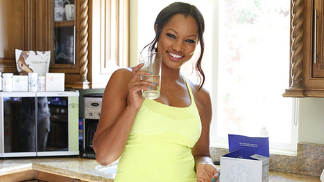 Garcelle Beauvais: A Mother's Job Is Never Done - What's Up, USANA?   Healthy Truckers   Scoop.it