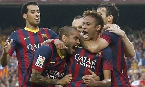Blogs.Football - Barca edge out Real in El Clasico | Futbol | Scoop.it