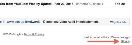 Êtes vous espionné sur Facebook ou Gmail ? - Korben | office manager | Scoop.it