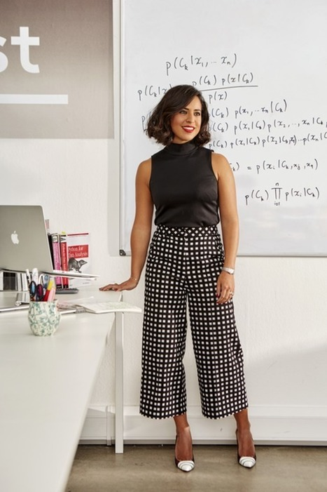 How A Data Scientist (Who Studied Astrophysics) Ended Up In Fashion I Fashionista | DIGITAL ANALYTICS | Scoop.it
