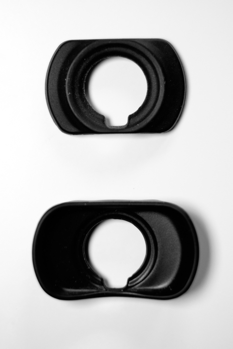 Gear: The Fujifilm X-T1 Long Eyecup EC-XT L | Fujifilm X Series APS C sensor camera | Scoop.it