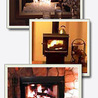 replacement fireplace glass