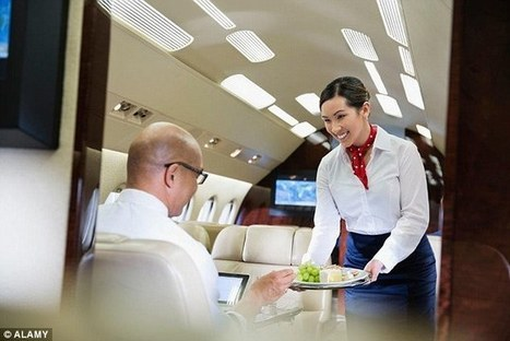 Air rage is more likely to happen in planes with first class cabins | Kickin' Kickers | Scoop.it
