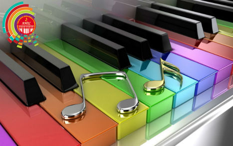 Painting Life with Colours through Keyboard Classes   AmecIndia   Scoop.it