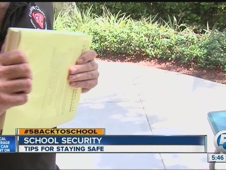 Self defense tricks you can use with school supplies   Safety   Scoop.it