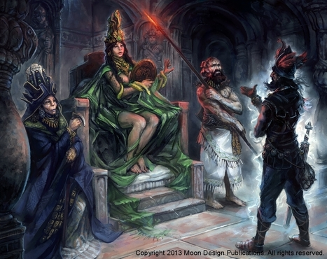A few thoughts on the Chariot of Lightning sect or Henotheism | Glorantha News | Scoop.it