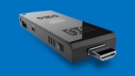 Intel's $150 HDMI Stick Turns Any TV Into a Windows Desktop | Technology and Gadgets | Scoop.it