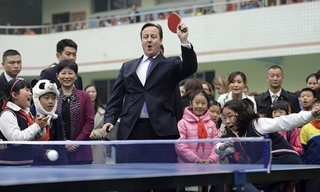David Cameron urges British students to ditch French and learn Mandarin | Learning, Teaching & Leading Today | Scoop.it