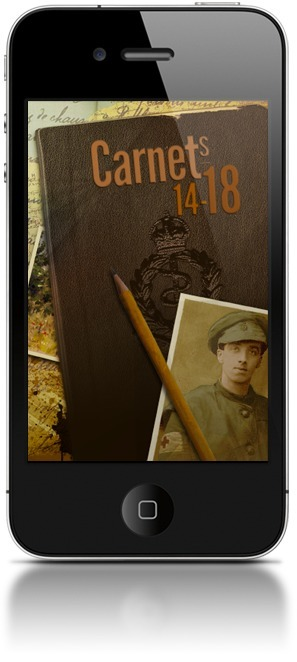 Revue de presse : Les champs de bataille de 14/18 en Picardie sur votre smartphone | Rhit Genealogie | Scoop.it