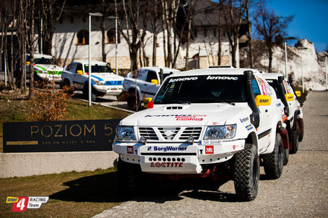 RMF 4Racing Team przed Baja Drawsko - Motofakty.pl | Polski Off-road | Scoop.it