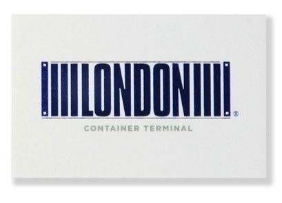 An identity for the London Container Terminal | timms brand design | Scoop.it