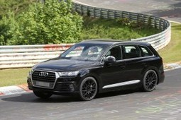 Audi SQ7 TDI : brute force, 4.0-liter diesel V8 with two turbochargers | News | Scoop.it