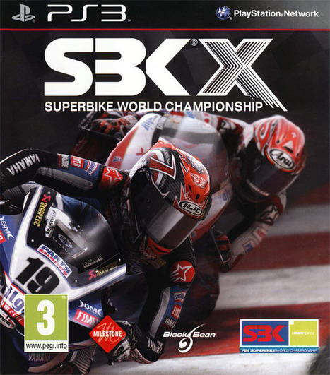 SBK X Superbike World Championship JB PS3-BHTPS3   1 link ...   PS3 News   Scoop.it