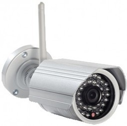 Examining The True Value Of Wireless Home Surveillance Cameras   wireless home security   Scoop.it