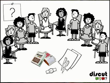 Discut : un jeu de cartes pour animer facilement des ateliers philo | Ressources numériques et culture | Scoop.it