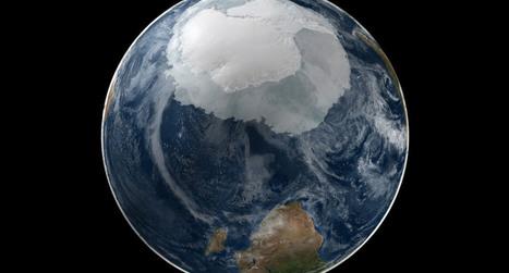 La Antártida al completo   GeeKeando   Scoop.it