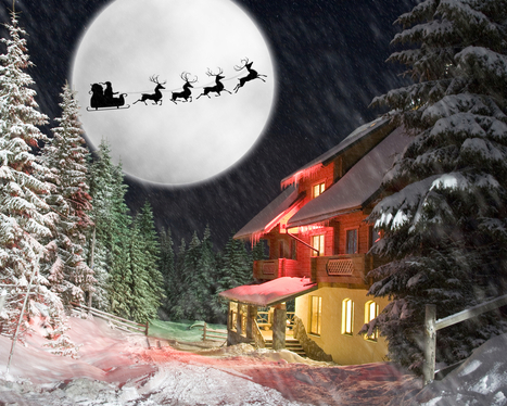 Photography & Design Inspiration - Twas the Night Before Christmas | Photography, Graphic Design & Artful Inspiration | Scoop.it