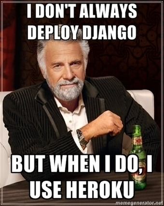 DevOps Django - Part 3 - The Heroku Way - Randall Degges | Heroku | Scoop.it