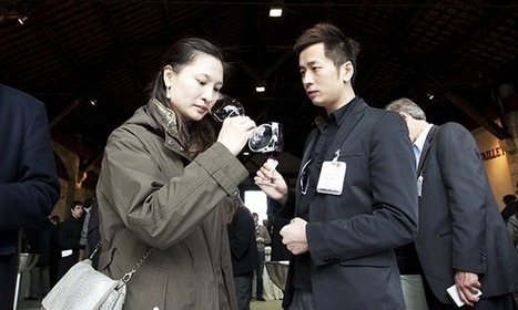 China becomes biggest market for red wine, with 1.8bn bottles sold in 2013 | Fine Wines | Scoop.it