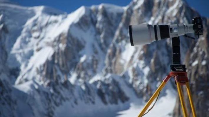 Mont Blanc vastgelegd op foto van 365 gigapixels. Leuk om te bekijken tijdens een aardrijkskundeles over Frankrijk | Educatief Internet - Gespot op 't Web | Scoop.it